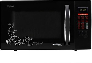 Whirlpool 25 L Convection Microwave Oven(MAGICOOK 25L ELITE-BLACK, Black) price in India.