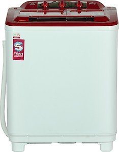 Godrej 6.5 kg Semi Automatic Top Load Red(GWS 6502 PPC) price in India.