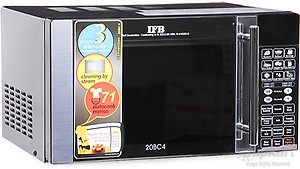 IFB 20 L Convection Microwave Oven  (20BC4, Black) price in India.