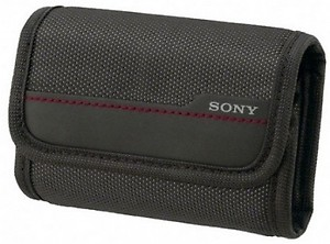 Sony LCS-DS1 Camera Bag(Black) price in India.