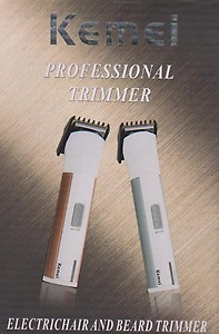 Kemei KM-028 Rechargeable Trimmer and Shaver for Men (Multicolor) price in India.