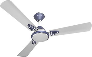 Havells Fusion 900mm Ceiling Fan (Silver and Blue) price in India.