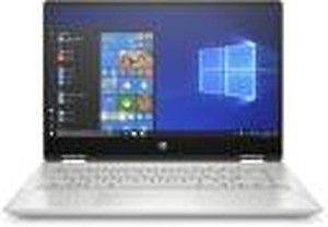 HP Pavilion x360 Touchscreen 2-in-1 FHD 14-inch Laptop (10th Gen Core i7-10510U/8GB/512GB SSD/Windows 10 Home/MS Office/Mineral Silver/1.58 kg), 14-dh1180tu price in India.