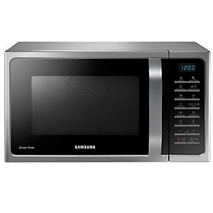 Samsung 28 L Convection Microwave Oven(MC28H5025VS, Silver) price in India.