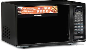 Panasonic 23 L Convection Microwave Oven(NN-CT353BFDG, Black Mirror) price in India.