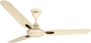Luminous Dhoom 1200 mm 3 Blade Ceiling Fan(Brown, Pack of 1) price in India.