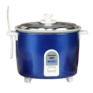 Panasonic Sr-Wa18 4.4 L Automatic Cooker, Blue Or Silver, Burgundy price in India.