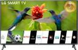 LG 108 cm (43 Inches) Full HD Smart LED TV 43LM5600PTC (Dark Iron Gray) (2019 Model) price in India.