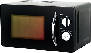 Haier 20 L Solo Microwave Oven  (HIL2001MBPH, Black) price in India.