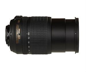 Nikon AF-S DX Nikkor 18 - 105 mm f/3.5-5.6G ED VR Lens(Black, 18-105) price in India.