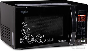 Whirlpool 20 L Convection Microwave Oven  (MAGICOOK 20L ELITE B / S(NEW), Black) price in India.