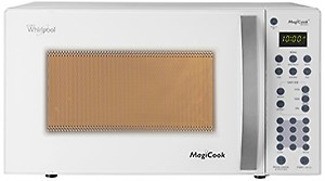 Whirlpool 20 L Solo Microwave Oven (Magicook 20SW, White) price in India.