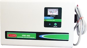 V-Guard VND 400 A/C Stabilizer price in India.