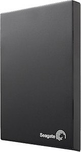 Seagate Backup Plus 1TB Portable External Hard Drive with 200GB of Cloud Storage & Mobile Device Backup (Black) price in India.