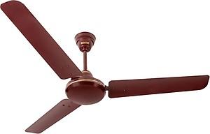 Usha Striker One 1200mm78-Watt Ceiling Fan (Matt Brown) price in India.