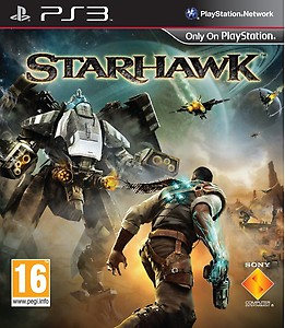 StarHawk  (for PS3) price in India.