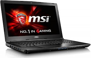 MSI GL Core i7 7th Gen - (8 GB/1 TB HDD/Windows 10 Home/4 GB Graphics/NVIDIA Geforce GTX 1050) GL62 7RD Gaming Laptop  (15.6 inch, Black, 2.7 kg) price in India.