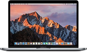 Apple MacBook Pro Core i5 7th Gen - (8 GB/128 GB SSD/Mac OS Sierra) MPXQ2HN/A  (13.3 inch, Space Grey, 1.37 kg) price in India.