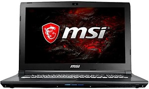 MSI GL Core i7 7th Gen - (8 GB/1 TB HDD/Windows 10 Home/4 GB Graphics/NVIDIA Geforce GTX 1050) GL62 7RD Gaming Laptop(15.6 inch, Black, 2.7 kg) price in India.