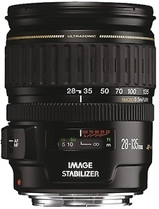 Canon EF-S 18-135mm Zoom Lens for Canon DSLR Camera price in India.