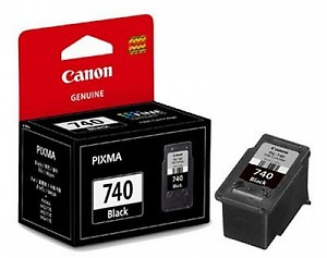 Canon PG-740 Ink Cartridge (Black) price in India.