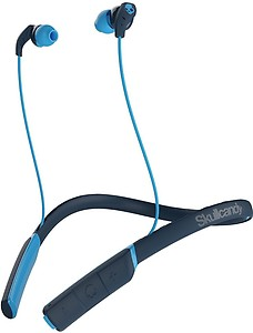 Skullcandy Method Bluetooth Wireless Sport Earbuds with Mic (Navy) price in India.
