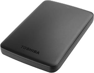 Toshiba Canvio Basics 2TB USB 3.0 Portable External Hard Drive price in India.
