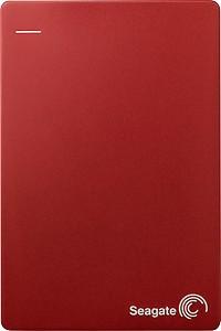 Seagate Backup Plus Slim 2TB Portable External Hard Drive (Black) price in India.