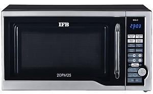 IFB 20 L Solo Microwave Oven(20PM2S, Metallic Silver) price in India.