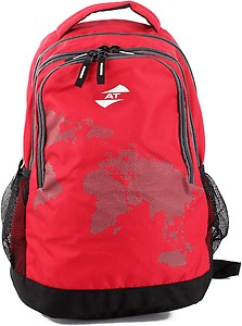 Cyber C1 Backpack  (Red) price in India.