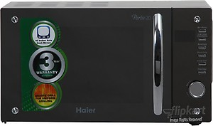 Haier 20 L Convection Microwave Oven(HIL2080EGC, Silver) price in India.