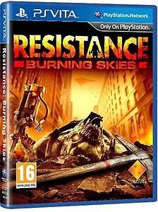 Resistance: Burning Skies(for PS Vita) price in India.