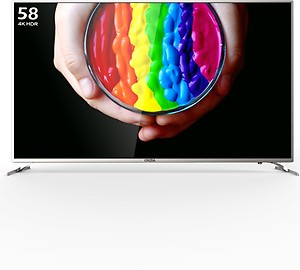 Onida Google Certified 147.32 cm (58 inch) Ultra HD (4K) LED Smart Android TV(58UIC) price in India.