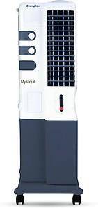 Crompton 34 L Tower Air Cooler(White, Grey, ACGC-TAC341) price in India.