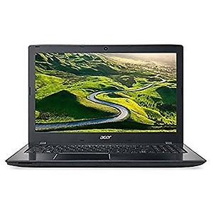 Acer E5-575 (Intel Core i3-7100U (7th Gen) /4GB / 1TB / DVDRW / DOS) Obsidian Black price in India.