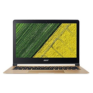 Acer Swift 7 Core i5 7th Gen - (8 GB/256 GB SSD/Windows 10 Home) SF713-51 Thin and Light Laptop(13.3 inch, Black, 1.13 kg) price in India.