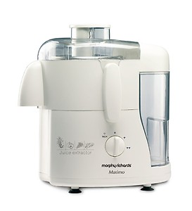 Morphy Richards Maximo 450-Watt Juice Extractor (Ivory),White price in India.