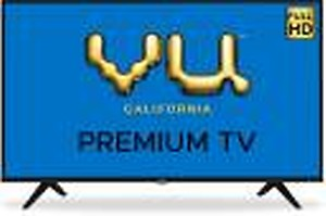 Vu Premium 108 cm (43 inch) Full HD LED Smart Android TV(43US) price in India.
