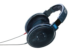 Sennheiser HD 600 Open Dynamic Hi-Fi Professional Stereo Headphones (Black) price in India.
