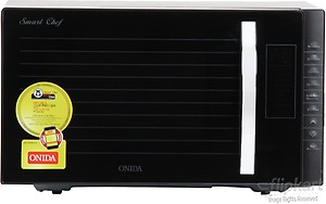 Onida 23 L Convection Microwave Oven(Smart Chef MO23CWS11S, Black) price in India.
