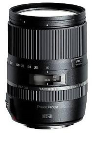 Tamron B016E 16-300mm F/3.5 6.3 Di II VC PZD Lens for Canon DSLR Camera (Black) price in India.