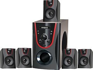 Envent High 5 Lite -  5.1 Home Audio Speaker (Black) price in India.