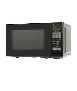 Panasonic 20L Solo Microwave Oven (NN-ST266BFDG, Black, 51 Auto Menus) price in India.