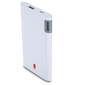 iBall 5000mAh Higher Safety Lightweight Power Bank Price In India