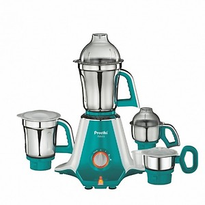 Preethi ARIES Mixer Grinder White and Green price in India.