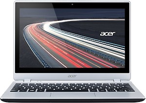 Saco Ultra Clear Glossy HD Screen Guard Scratch Protector for Acer V5-122P (NX.M8WSI.008) Netbook Laptop price in India.