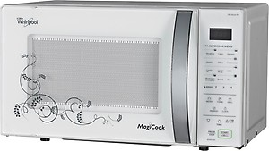 Whirlpool 20 L Grill Microwave Oven  (MAGICOOK 20L DELUXE, white) price in India.
