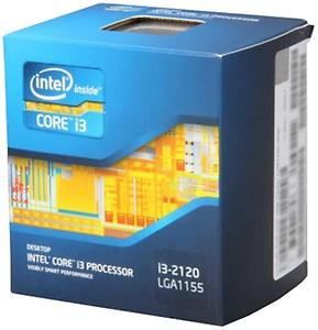 Intel 3 3 Ghz Lga 1155 Core I3 2120 Processor Price In India