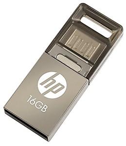 5f5e8945406 HP V510M 16 GB Pen Drive (Silver) price in India.