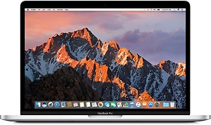 Apple MacBook Pro Core i5 7th Gen - (8 GB/128 GB SSD/Mac OS Sierra) MPXR2HN/A(13.3 inch, Silver, 1.37 kg) price in India.